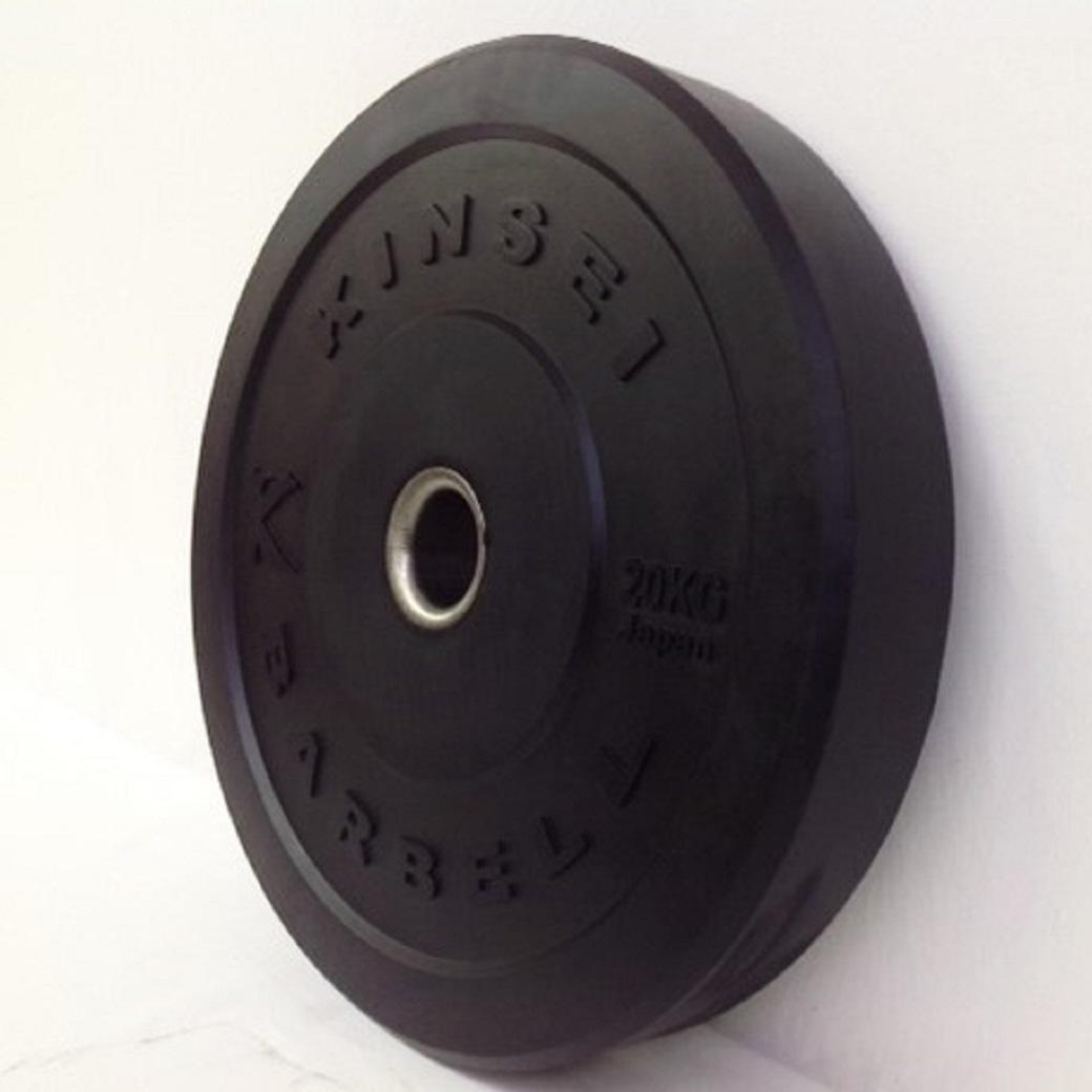 バンパープレート20kg(2枚セット)