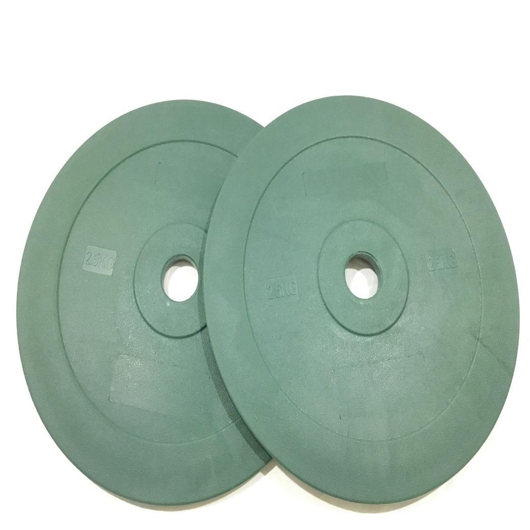 【PVC2.5KG】 テクニックプレート 2.5kg(2枚セット)