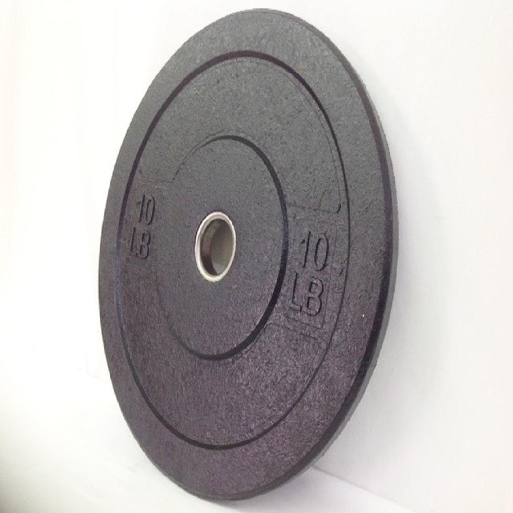 ハイテンプ バンパープレート 10ポンド (2枚セット)