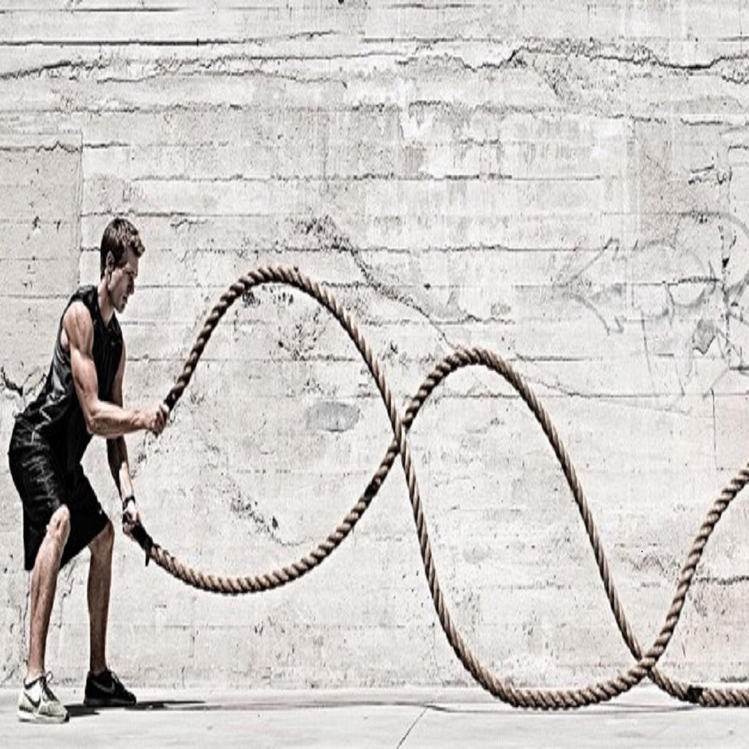 バトルトレーニングロープ