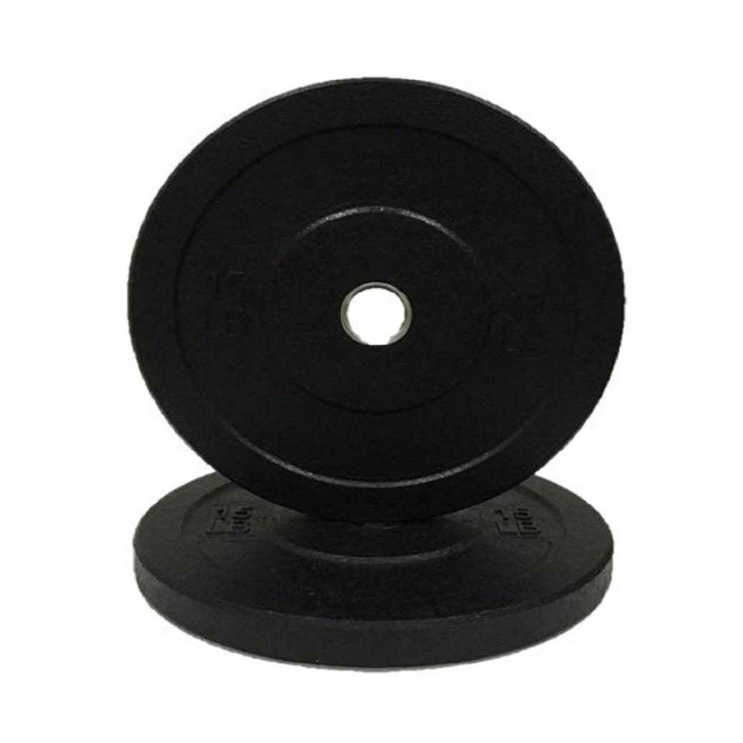 【HBP15LB】ハイテンプバンパープレート15ポンド(2枚セット)